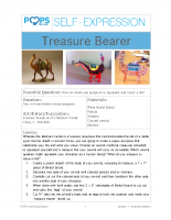 POPS Art Lesson 1 – Treasure Bearer