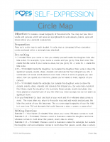 POPS Writing Lesson – Circle Map