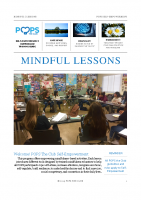 Mindful Lessons Training Brochure